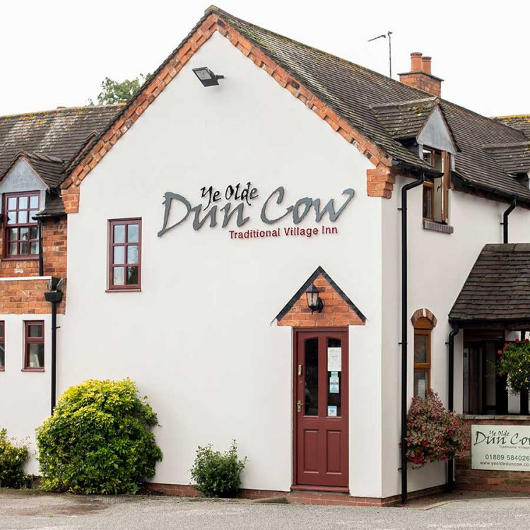 Ye Olde Dun Cow in Colton